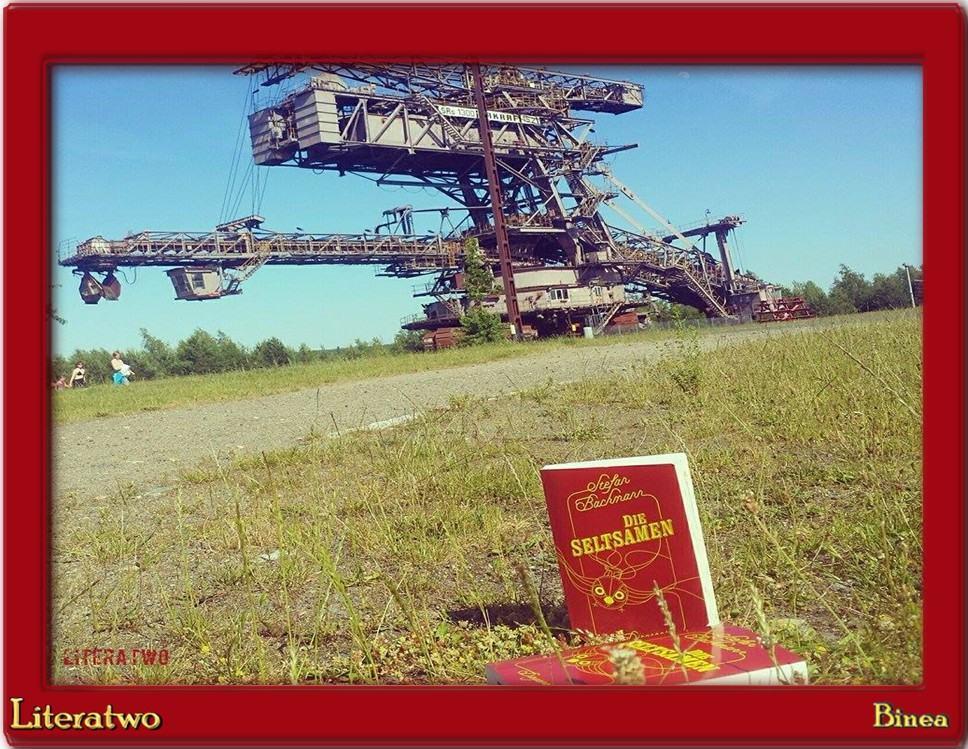 Die Seltsamen - Ferropolis haucht Büchern leben ein