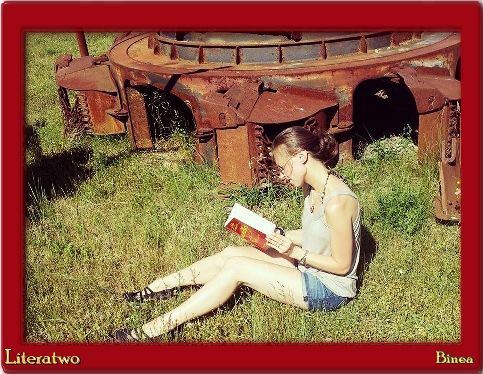 Die Seltsamen - seltsame Bücher, seltsame Leseorte