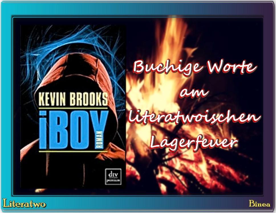iBoy - setzt euch zu uns ans Lagerfeuer