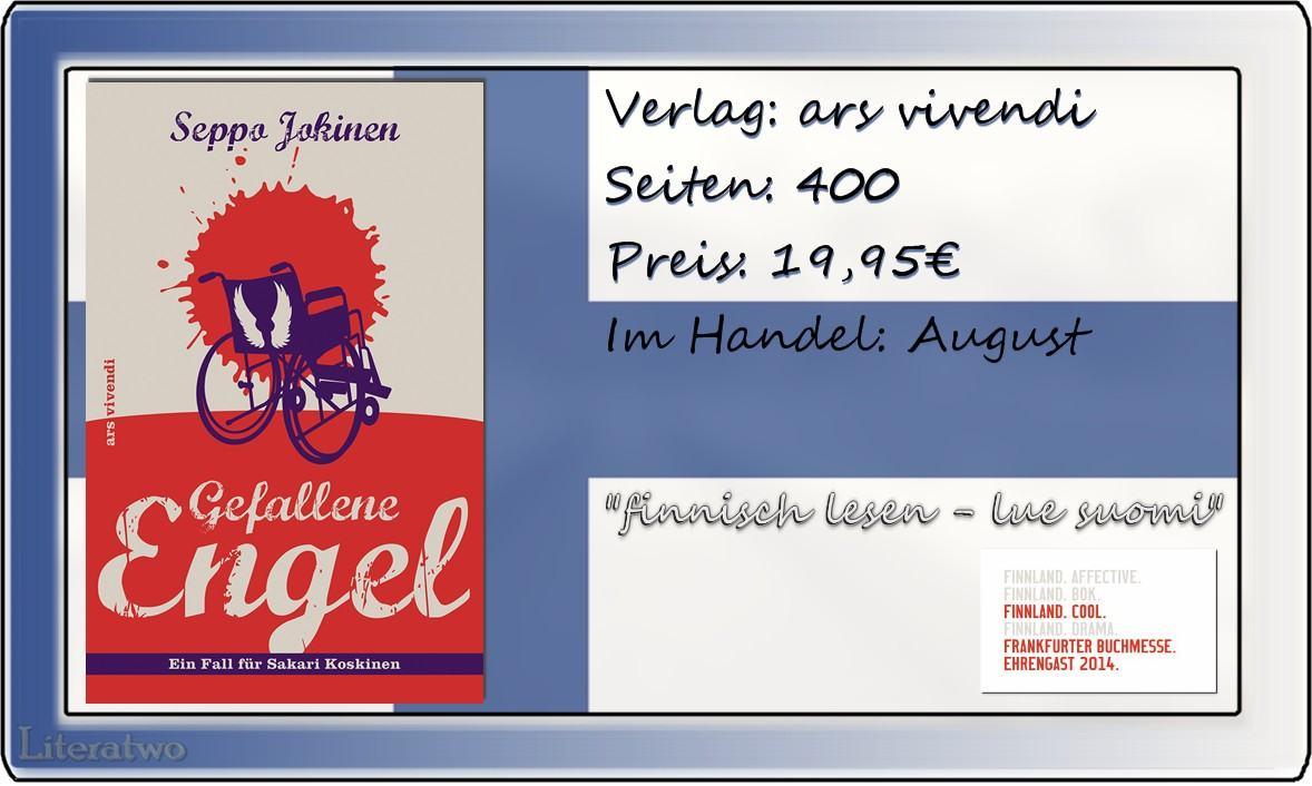 Literatwo: Gefallene Engel ~ Seppo Jokinen