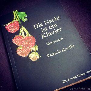 Die Nacht ist ein Klavier ~ Patricia Koelle