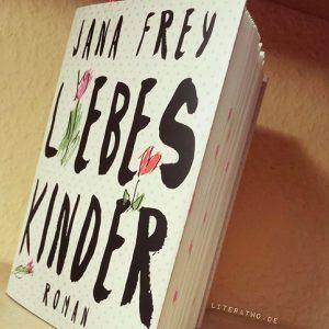 Liebeskinder ~ Jana Frey