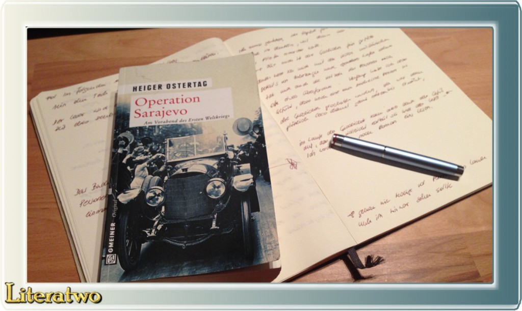 "Literatwo: ""Operation Sarajevon"" ~ Heiger Ostertag"
