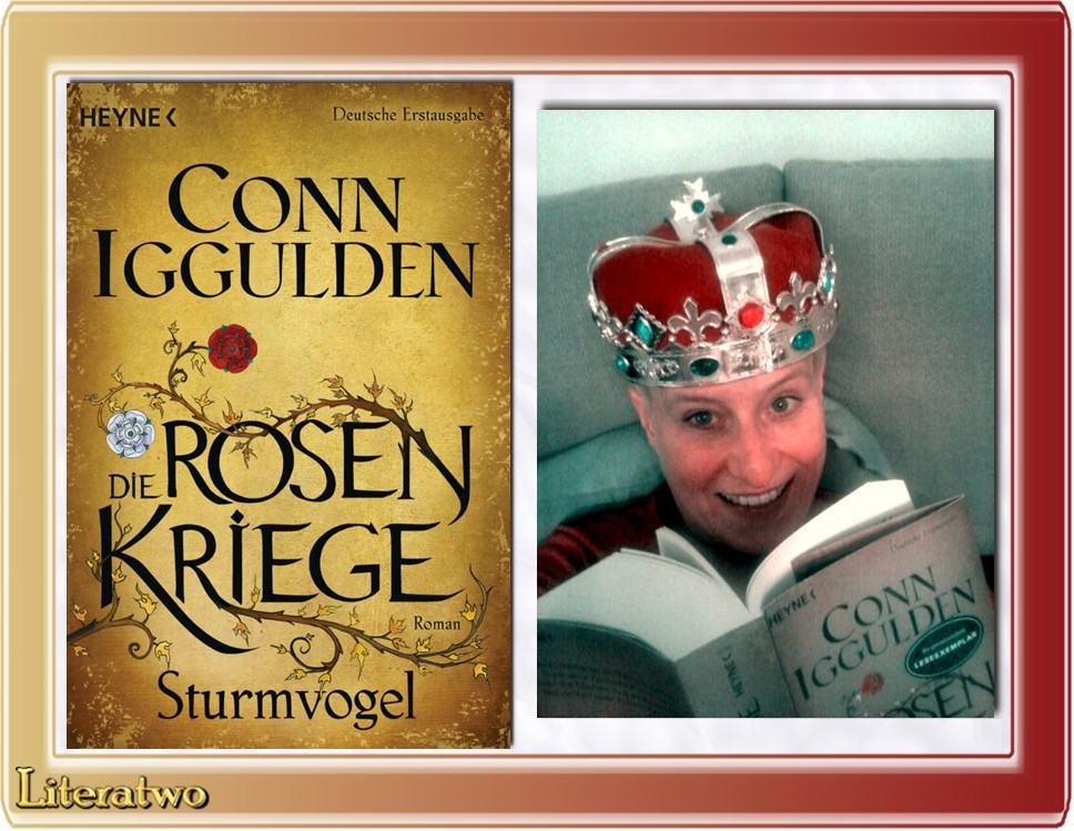 """Literatwo: """"Sturmvogel"""" ~ Conn Iggulden"""