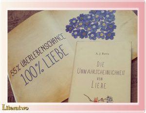 Die Unwahrscheinlichkeit von Liebe ~ A. J. Betts