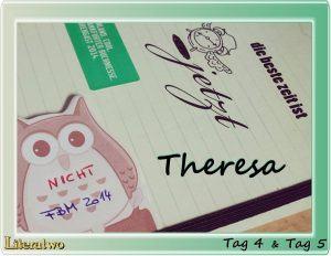 Frankfurter Buchmesse 2014 - NICHT ~ Theresa