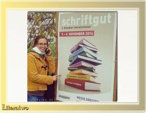 schriftgut 2014 - Messevorfreude