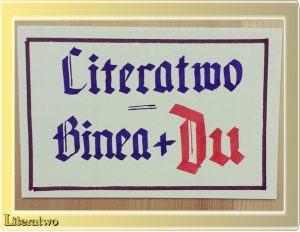 schriftgut 2014 ~ Literatwo