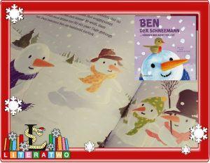 Ben der Schneemann ~
