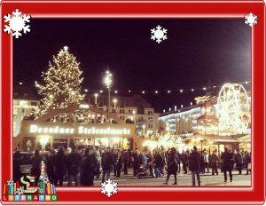 Striezelmarkt ~ Weihnachten