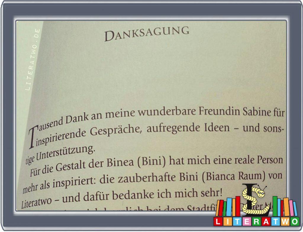 DANKE - Brigitte Riebe