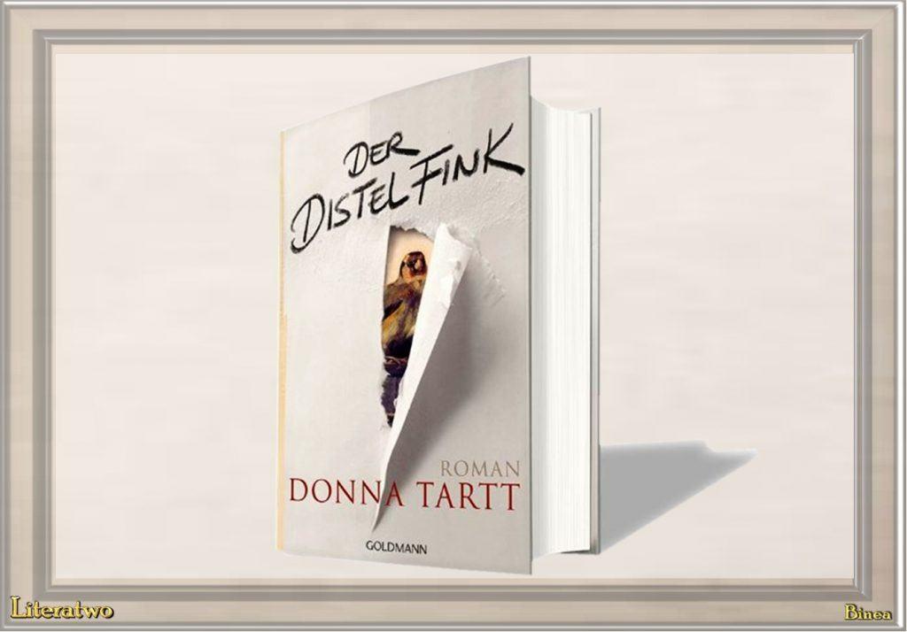 Der Distelfnk ~ Donna Tartt