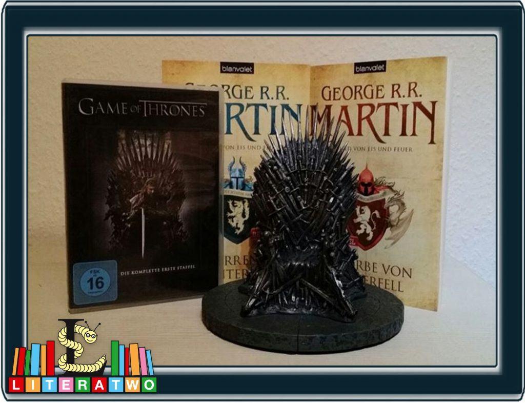 Das Lied von Eis und Feuer ~ Game of Thrones
