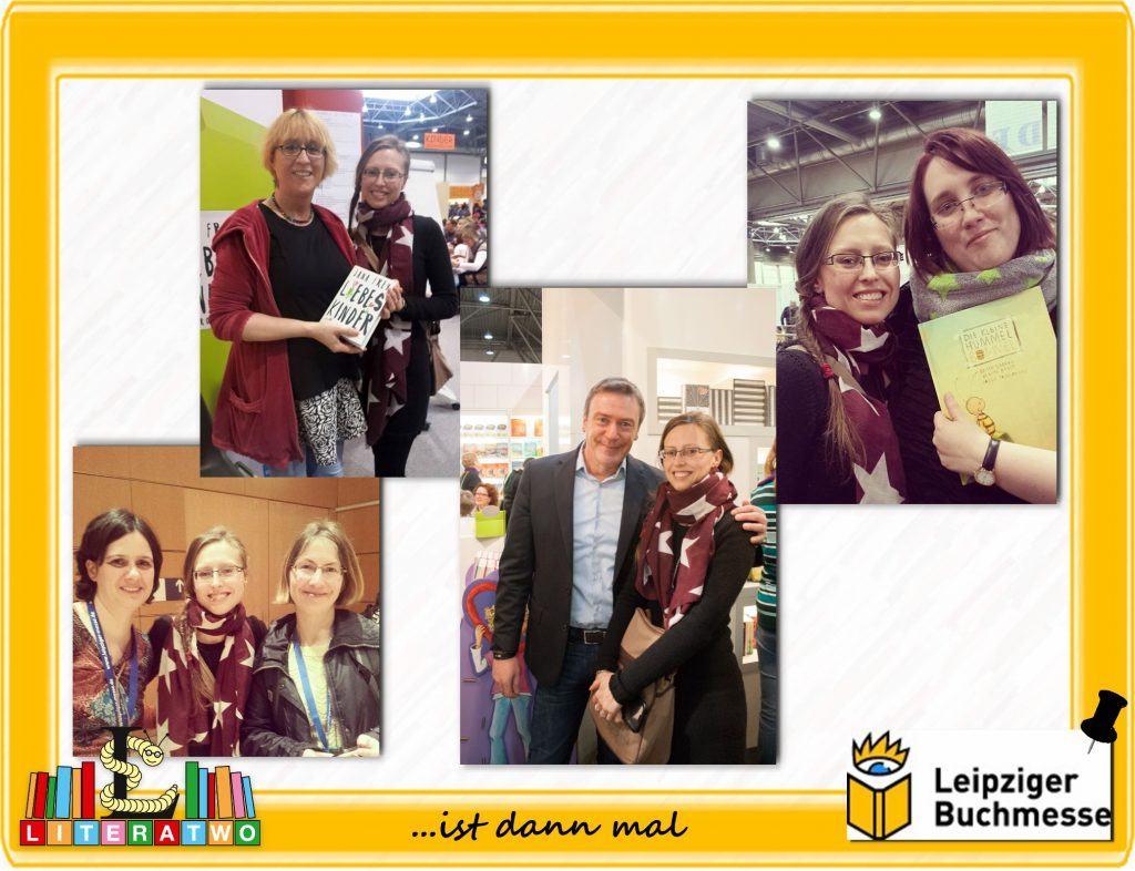 Buchmesse Leipzig 2015 - Begegnungen