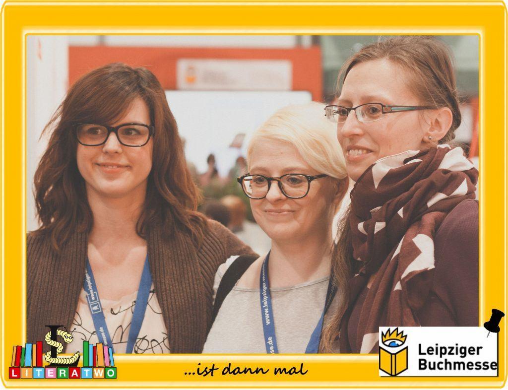 Buchmesse Leipzig 2015 - Herzmenschen