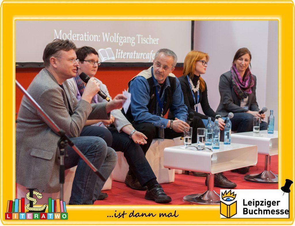Buchmesse Leipzig 2015 -