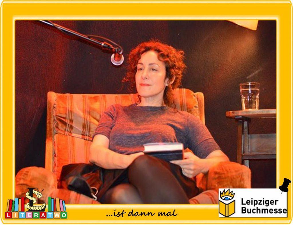 Buchmesse Leipzig 2015 - Joanna R