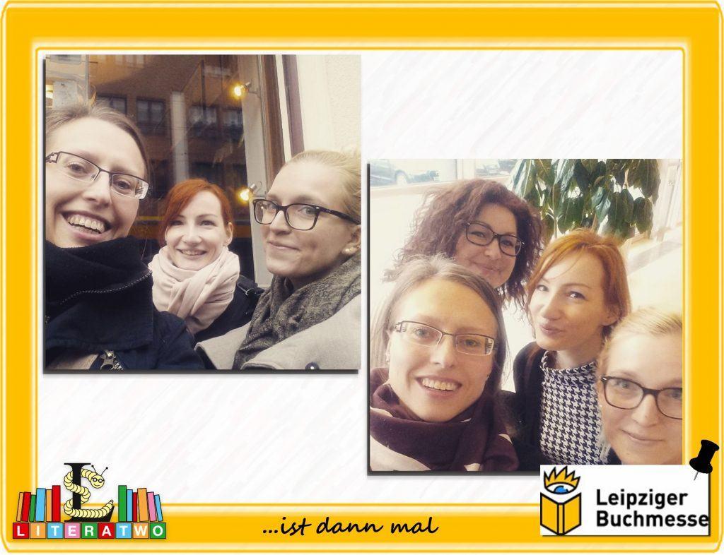 Buchmesse Leipzig 2015 - Mädels WG