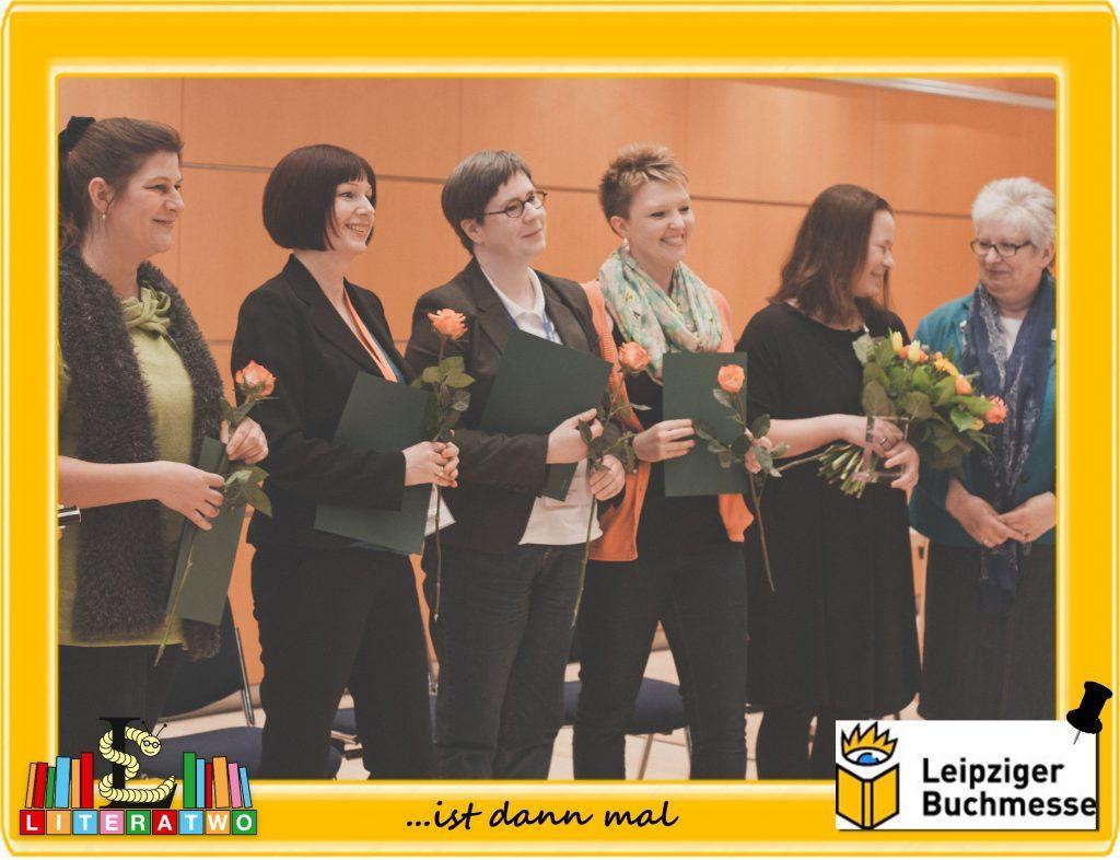 Buchmesse Leipzig 2015 - avj-Medienpreis