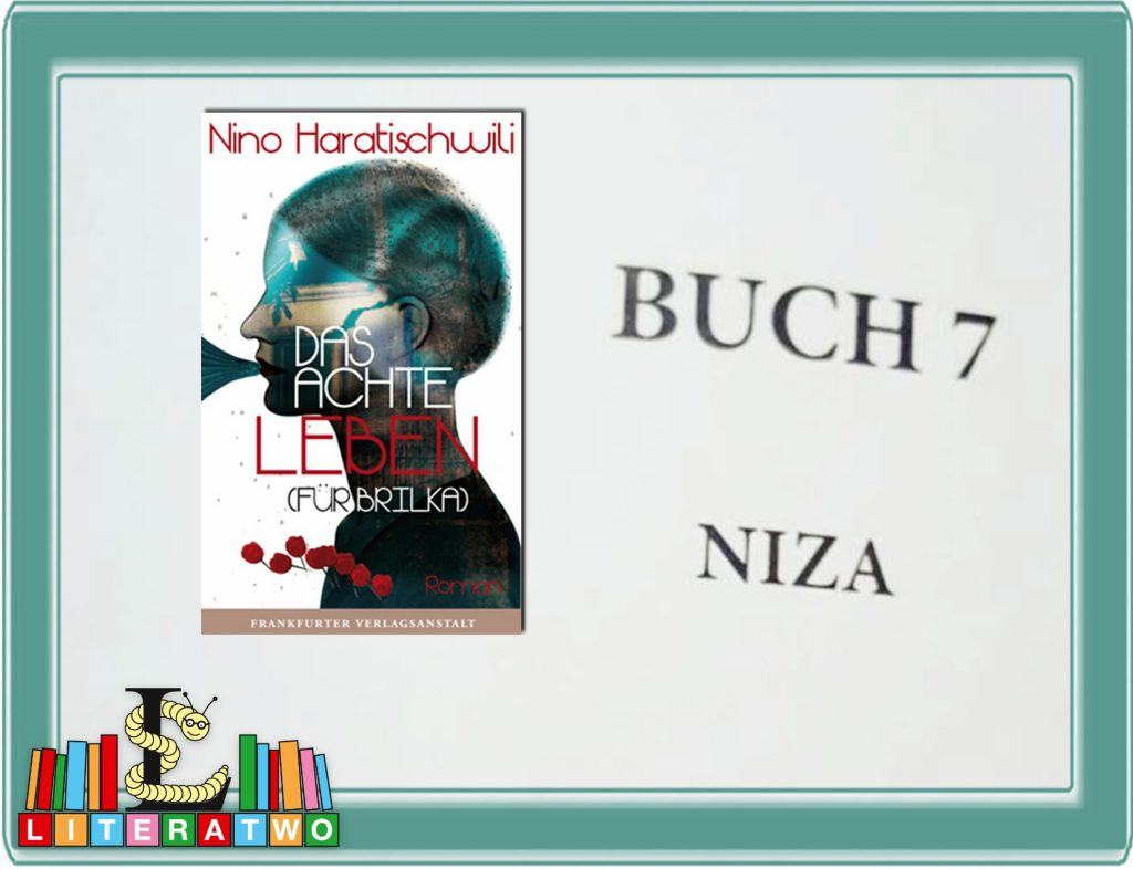 Das achte Leben (Für Brilka) ~ Nino Haratischwil