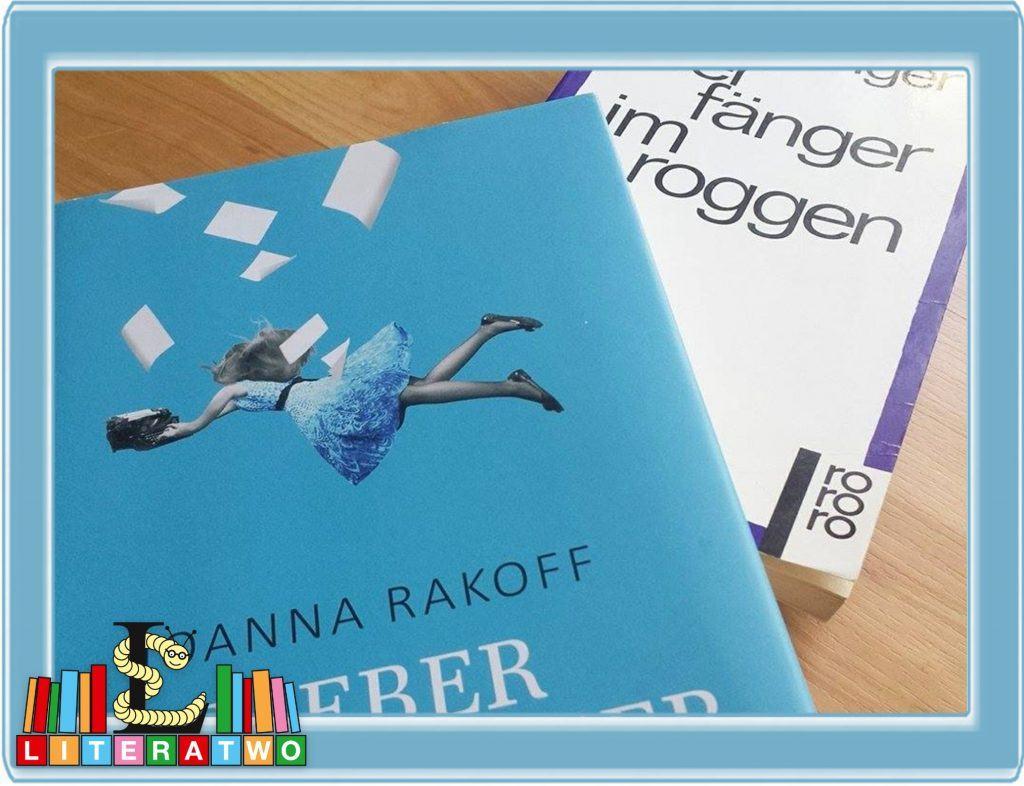 Lieber Mr. Salinger ~ Joanna Rakoff