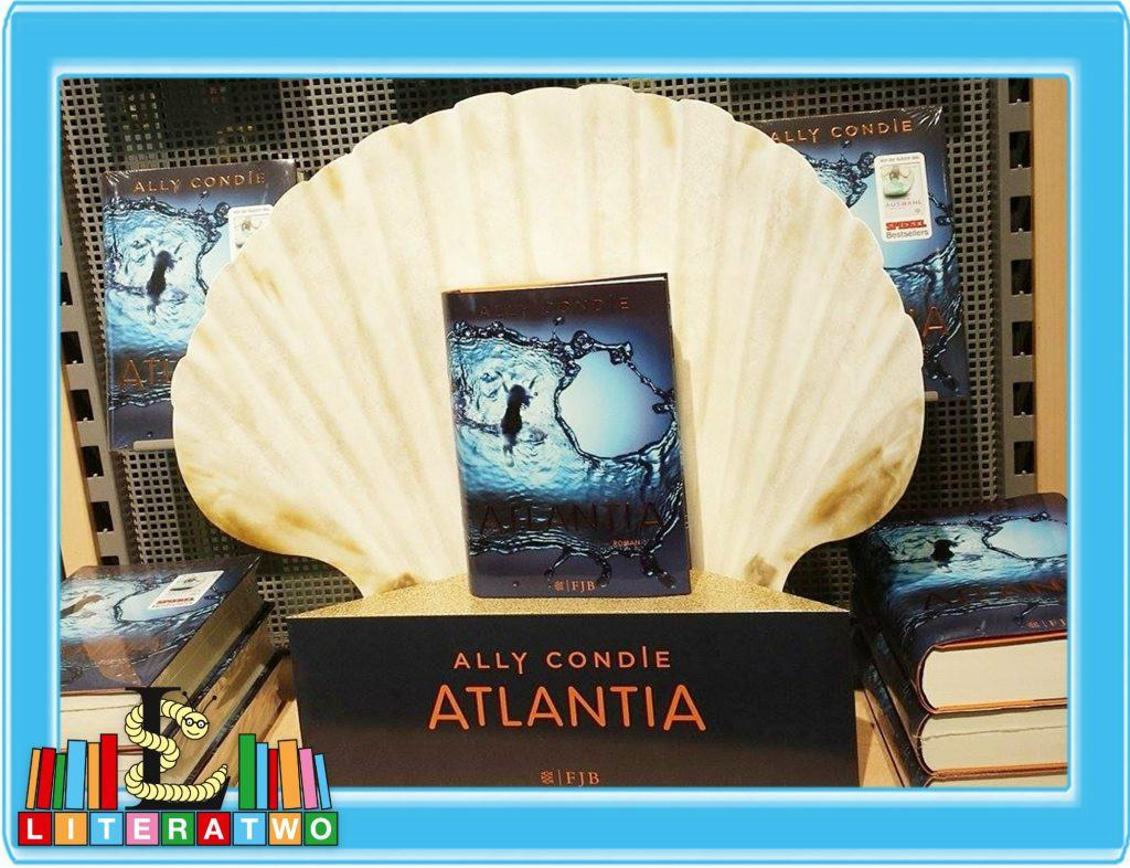 Atlantia ~ Ally Condie