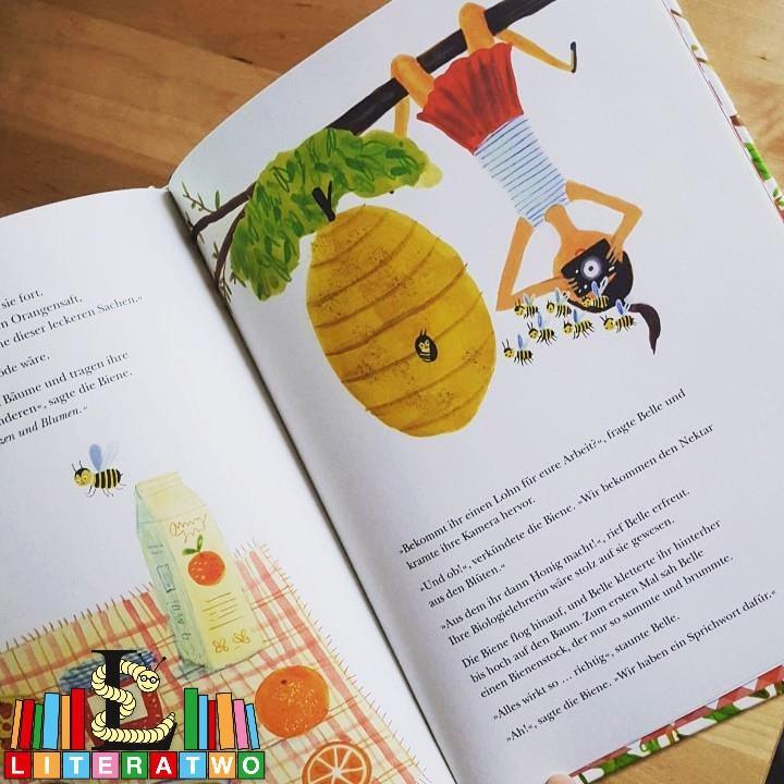 Die Biene, die sprechen konnte ~ Al MacCuish