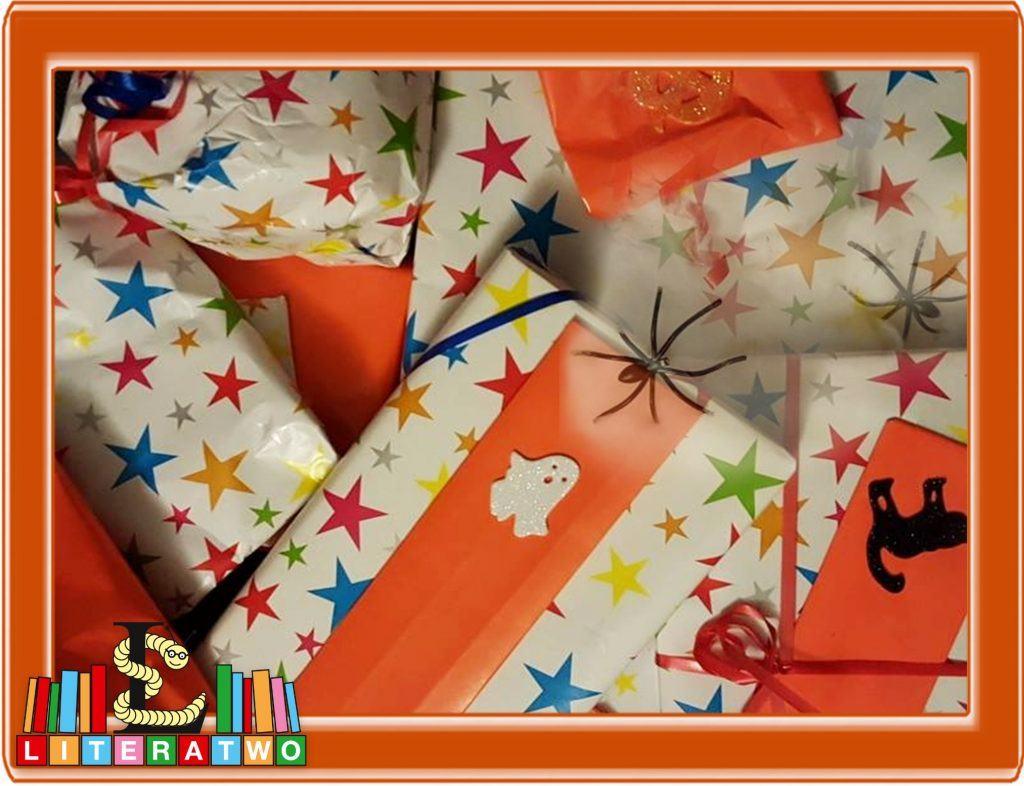 Halloween - Blick in Bineas Paket