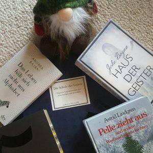 Buchige Weihnachten