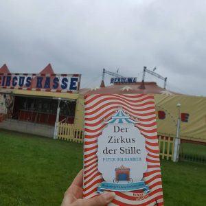 Der Zirkus der Stille ~ Peter Goldammer