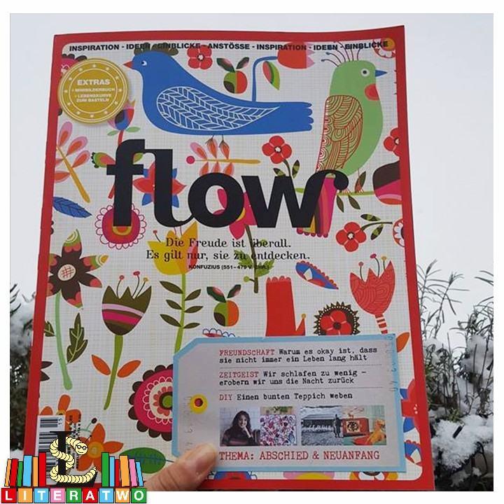 flow - Ausgabe 15 ist da