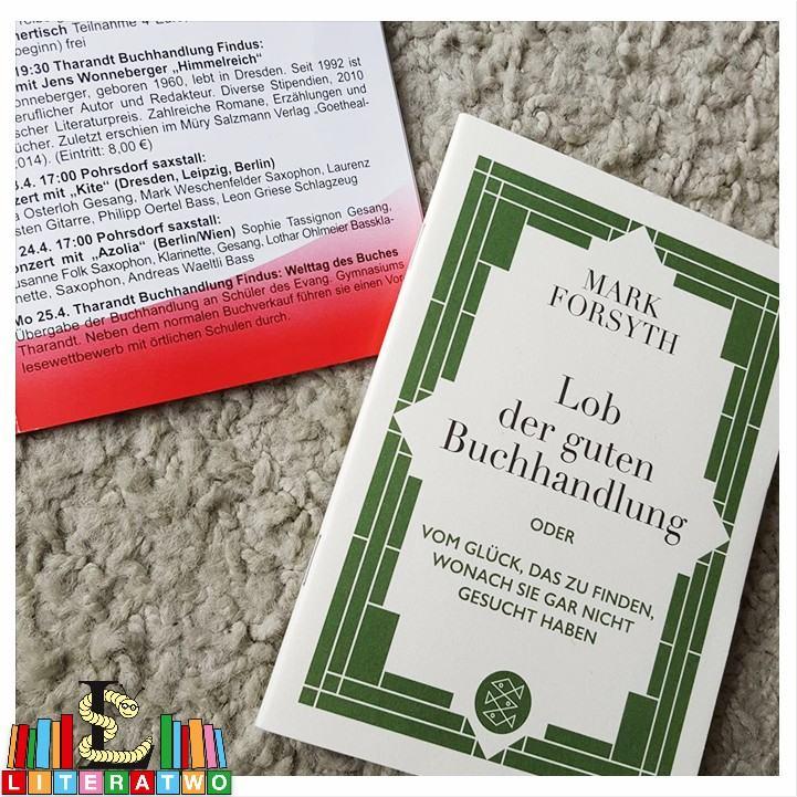 Buchhandlung Findus ~ Welttag des Buches
