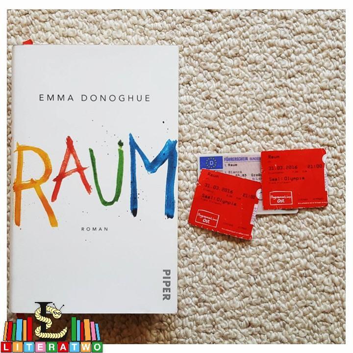 Raum ~ Emma Donoguhe