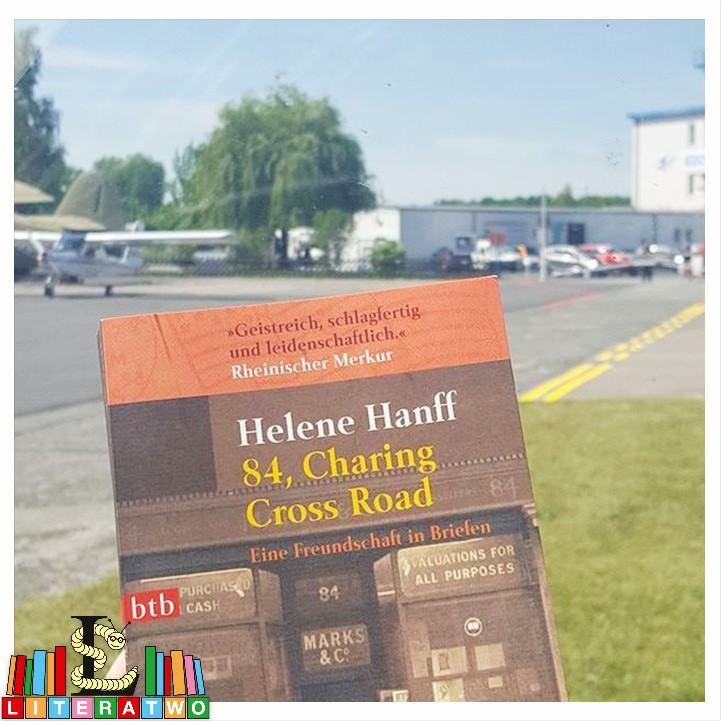 84, Charing Cross Road ~ Helene Hanff