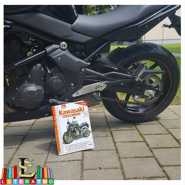 Kawasaki - Reparaturanleitung