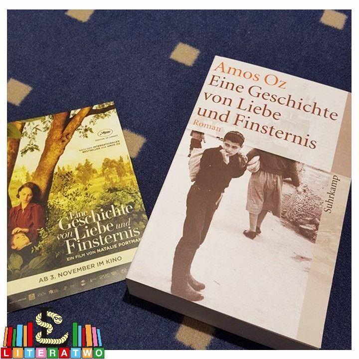Eine Geschichte von Liebe und Finsternis - Film und Buch