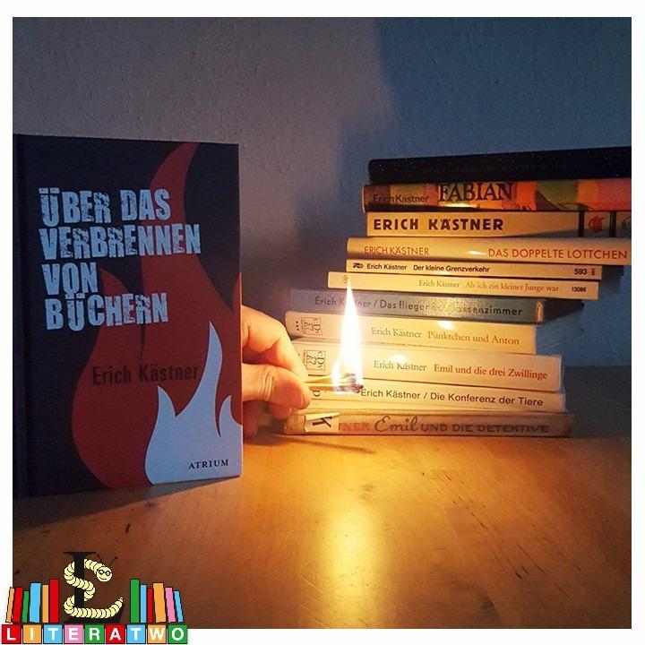 Bücher die brennen...
