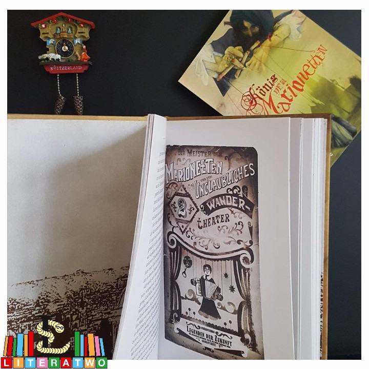 König der Marionetten ~ Joanne Owen