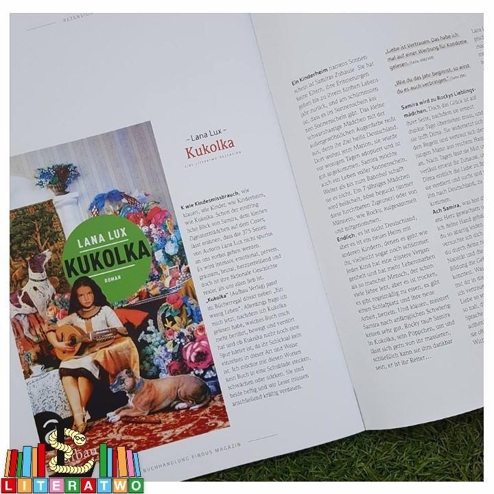Magazin Frühjahr 2018 ~ Buchhandlung Findus